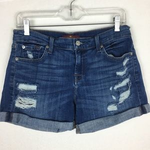 7 for all Mankind Denim Shorts size 26